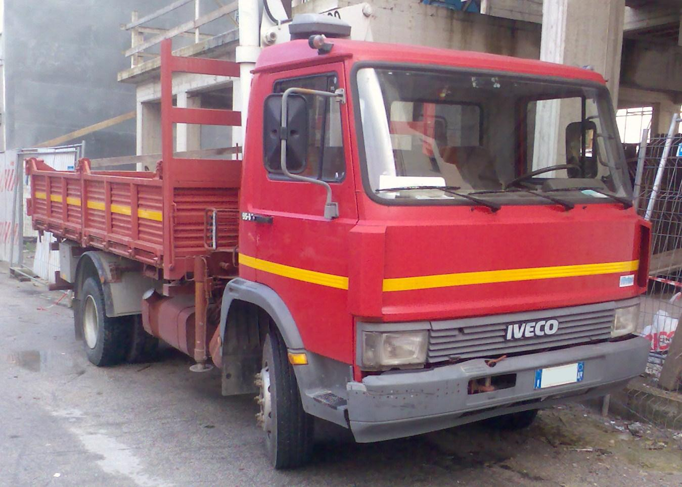 iveco ford gb, 1990г.в