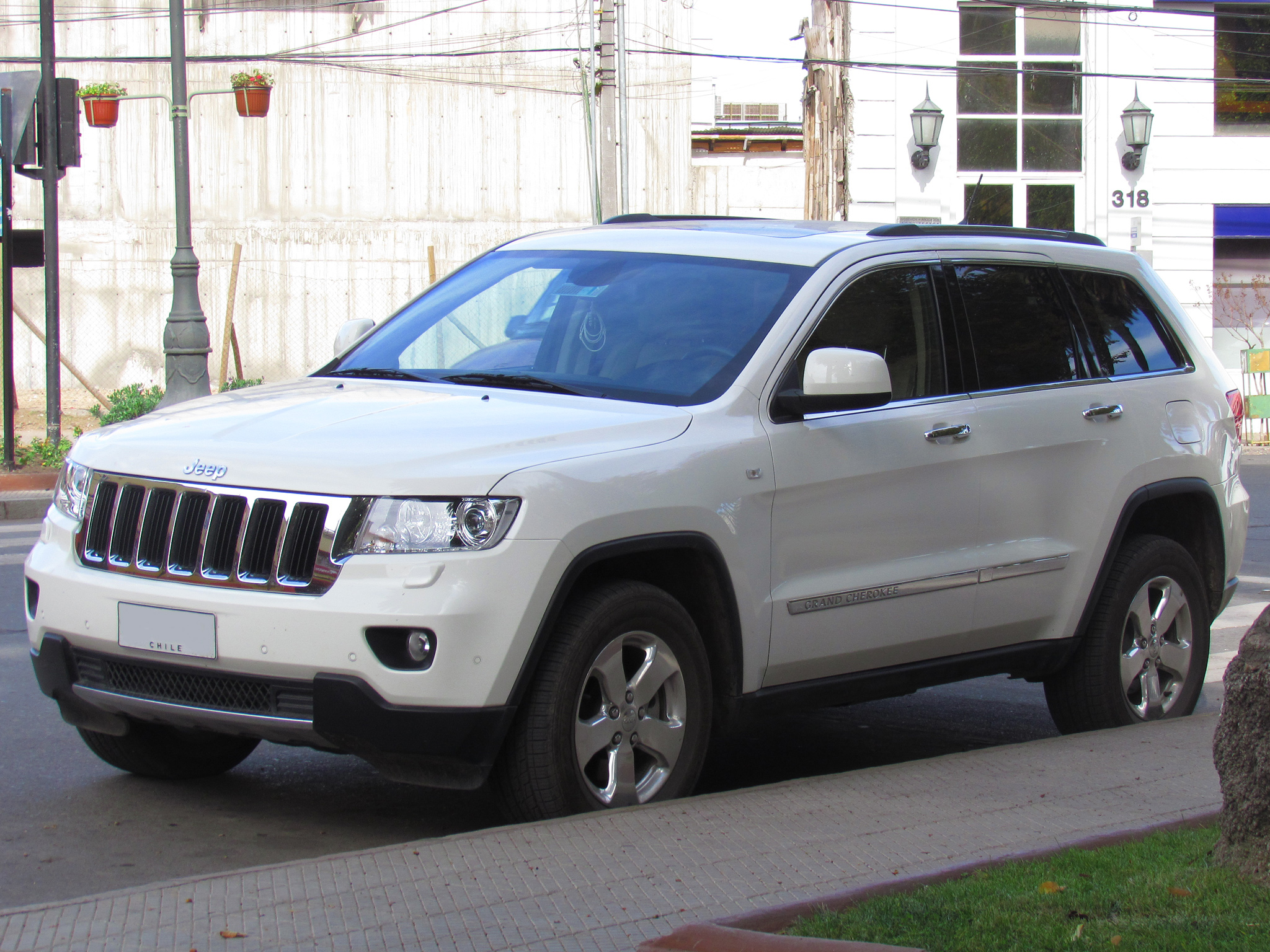 Jeep Grand Cherokee 2001 Fuel Filter