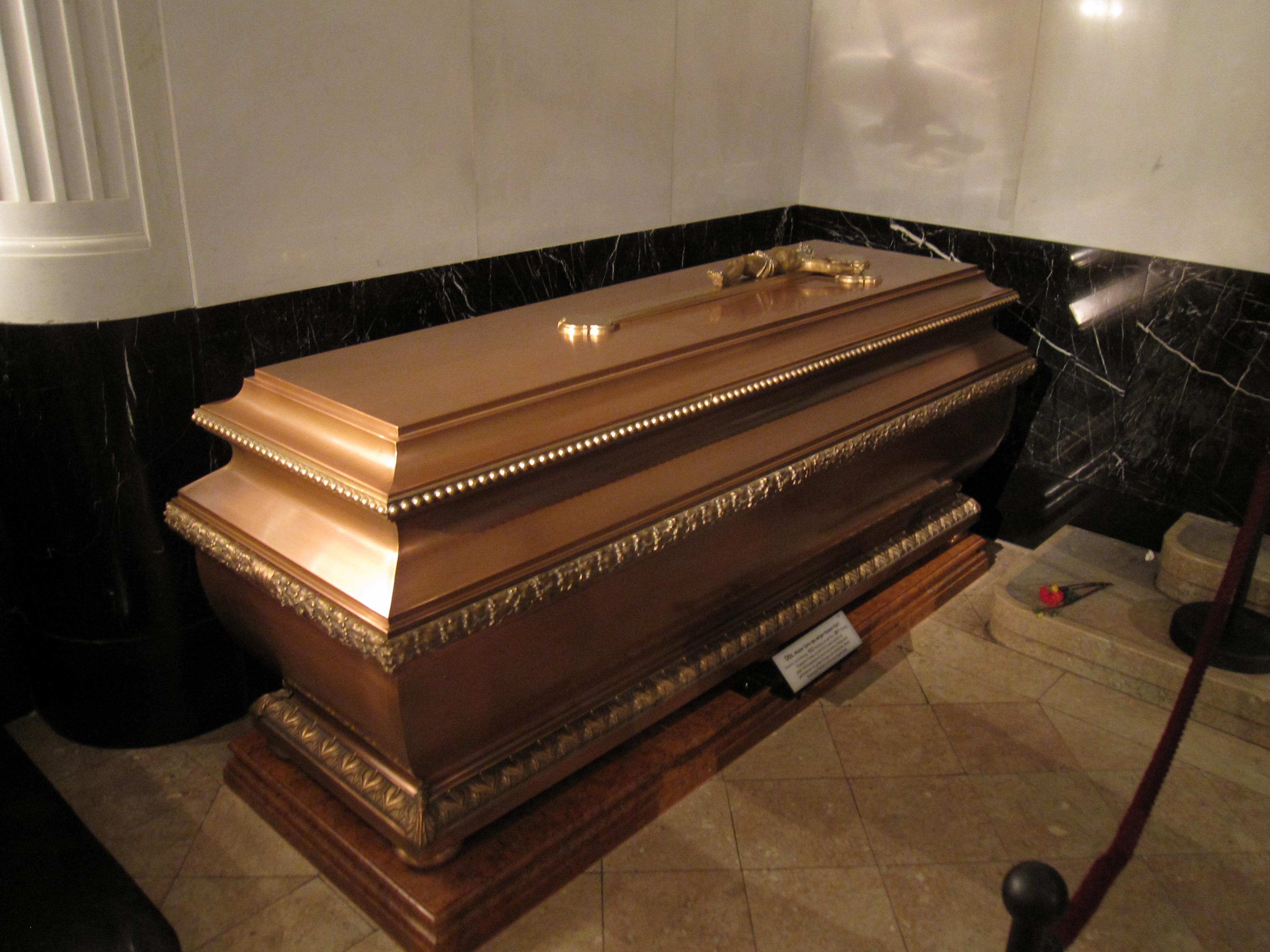 Grab von Otto von Habsburg