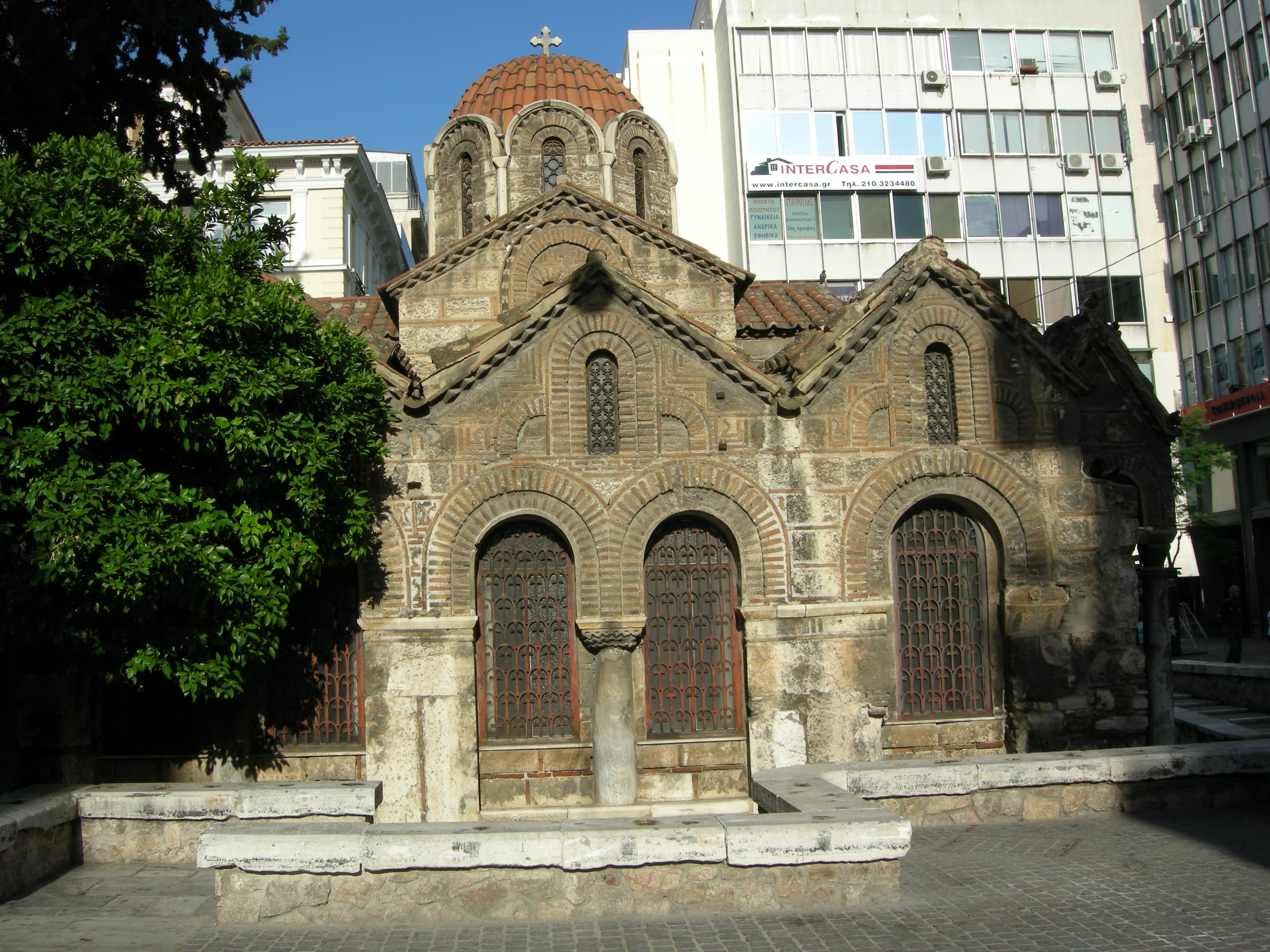 Kapnikarea Church - GTP