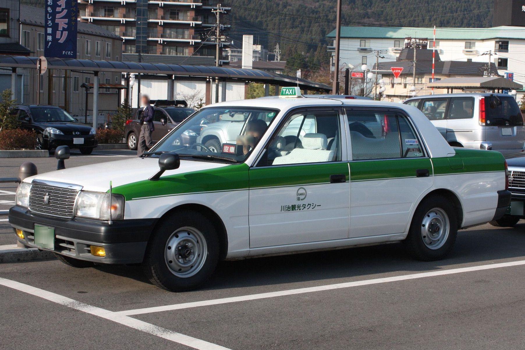 File:Kawaji kanko Taxi Crown Comfort.JPG - Wikimedia Commons
