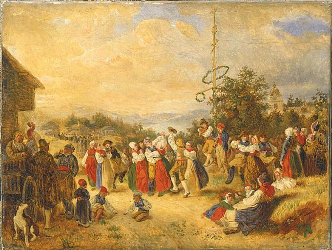 Keskikesää juhlitaan usein riehakkaasti ja monesti juhlinnassa on viitteitä vanhoihin hedelmällisyysriitteihin.