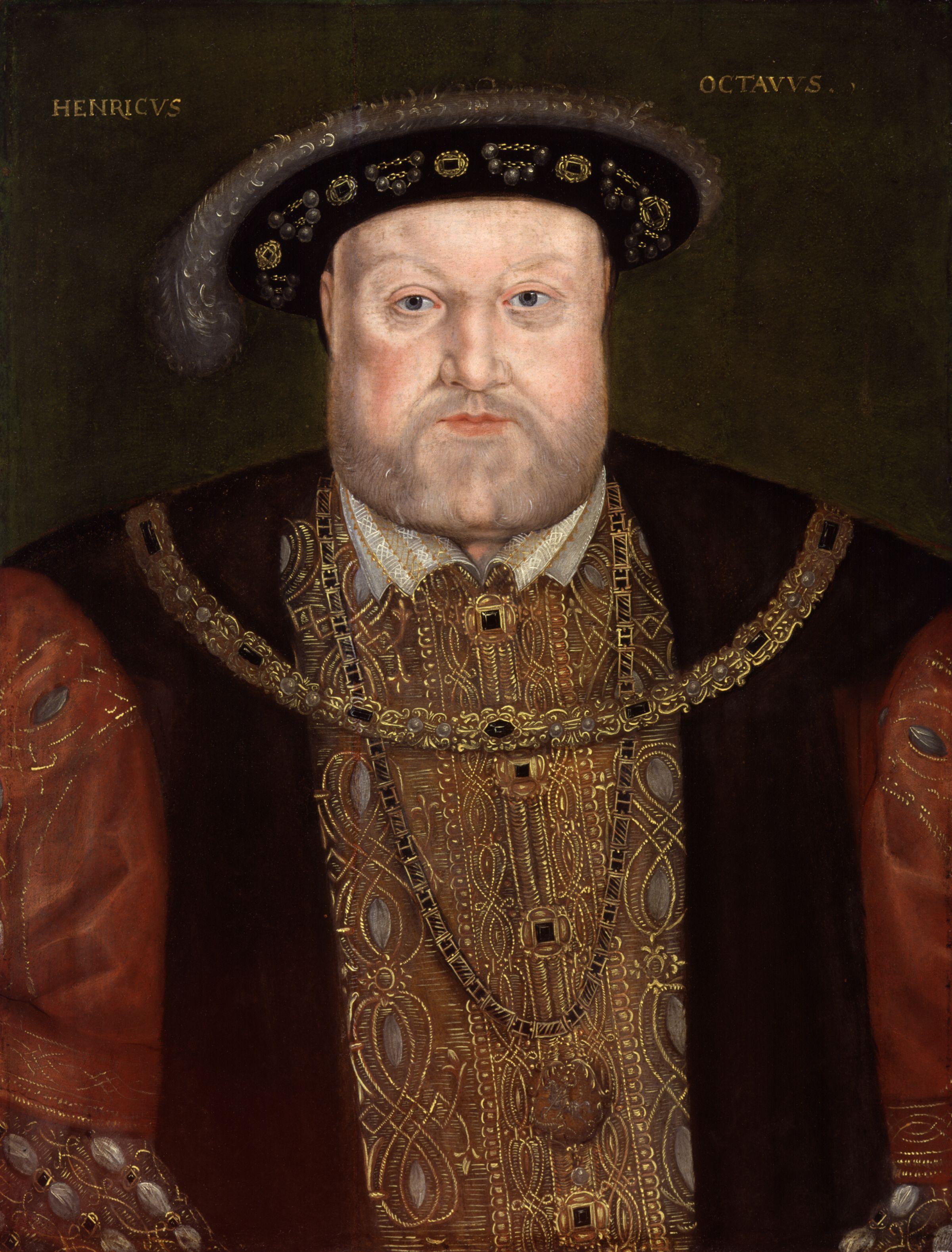 Description King Henry VIII from NPG (4).jpg