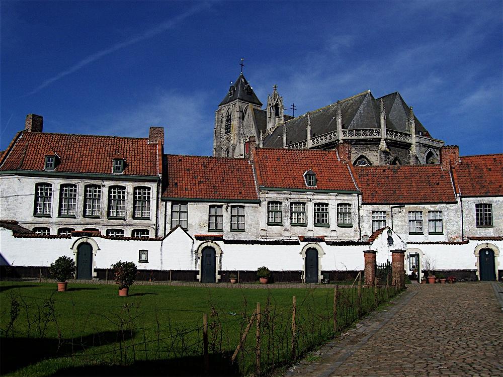 Begijnhof kortrijk wikiwand for Courtrai belgium