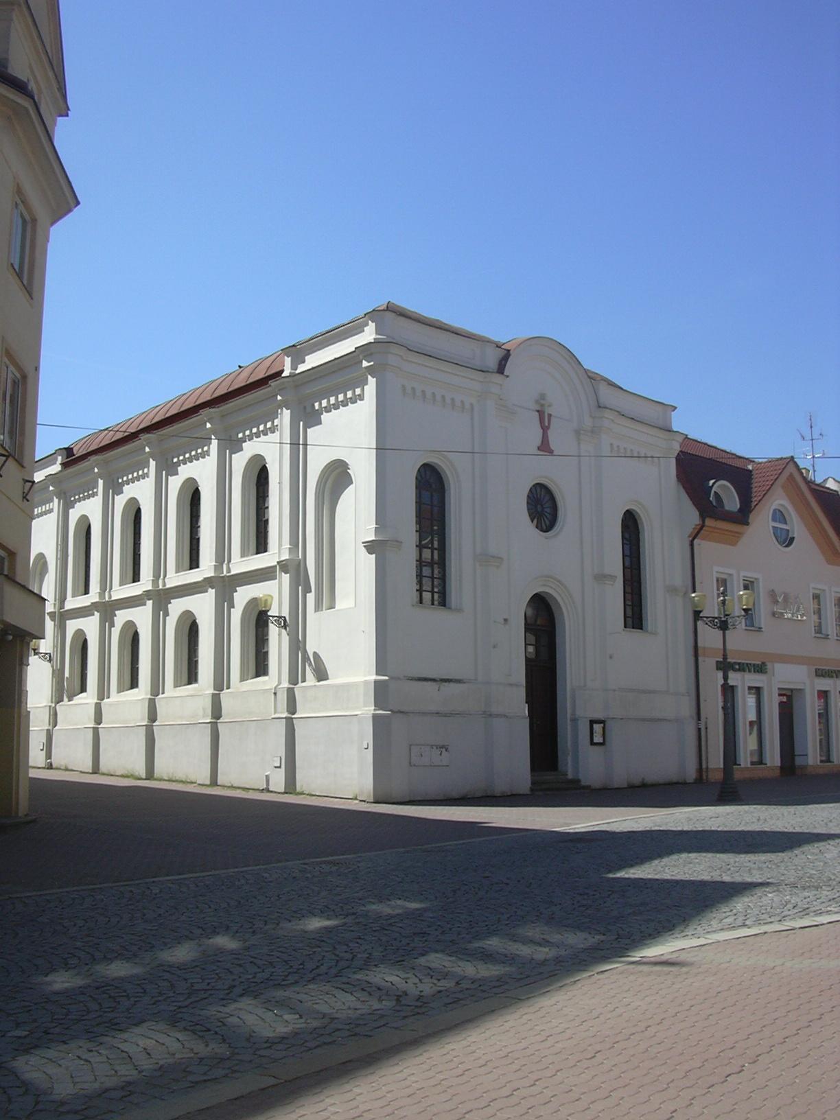 Synagoga w Vyškovie