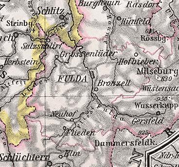 Landkreis Fulda - Wikiwand