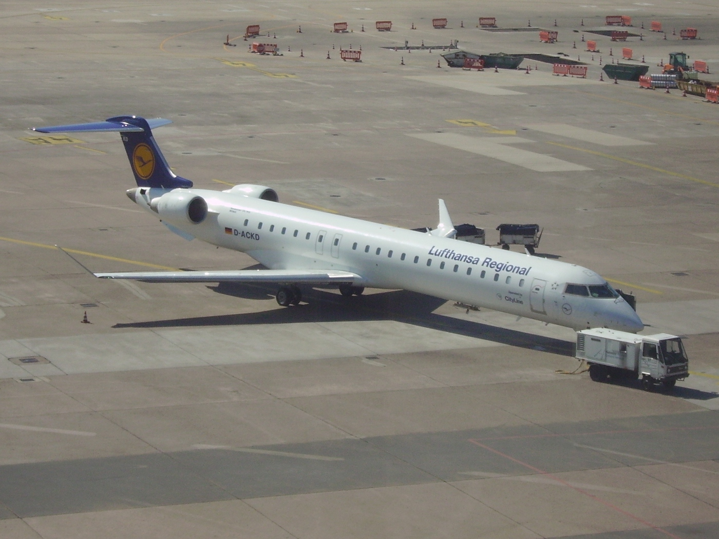 canadian 900 jet