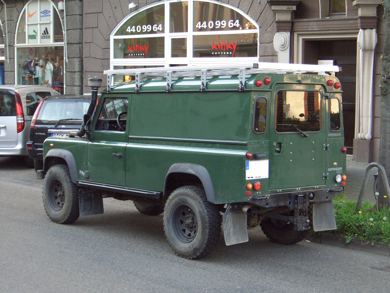 Defender Used Car Uk