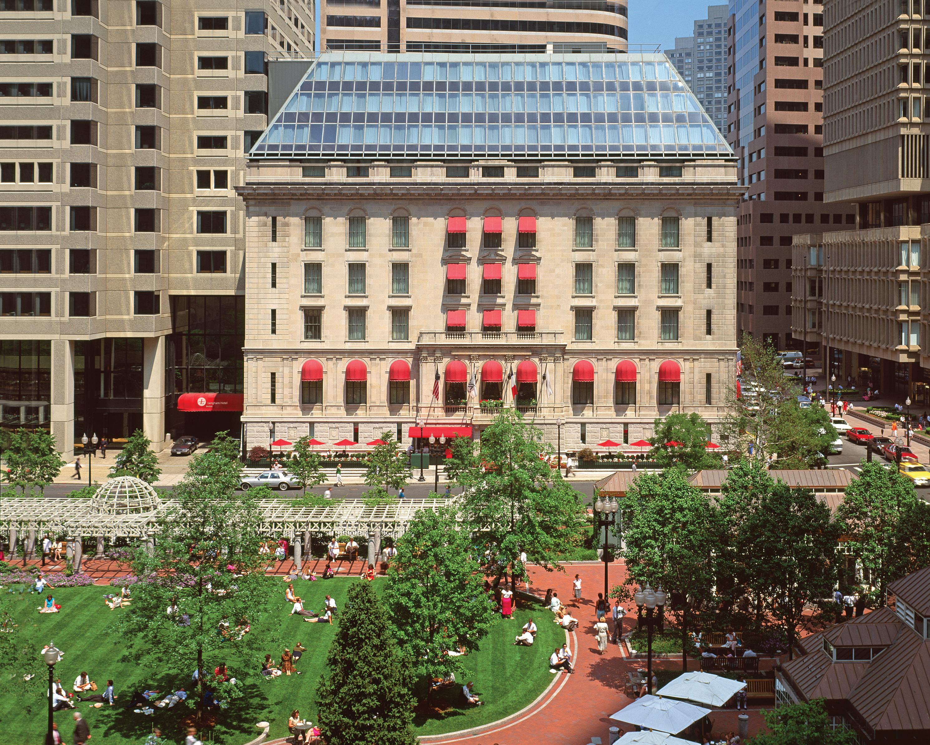 Boston Park Hotel