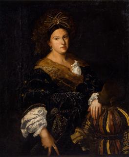 Titiaan Laura de'Dianti