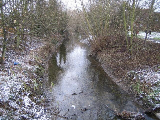 Leighton Buzzard, River Ouzel - geograph.org.uk - 97835