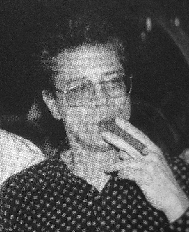Leo Brouwer en el Festival Internacional de Guitarra, en La Habana (1998).
