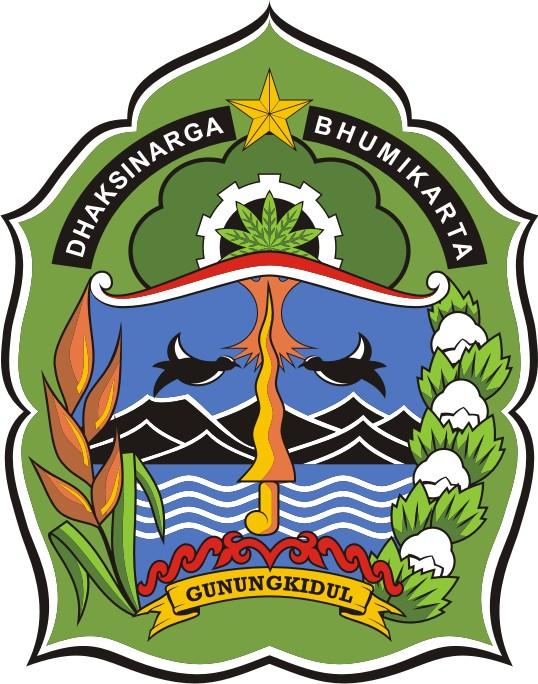 Berkas Logo Kabupaten Gunungkidul Jpg Wikipedia Bahasa Indonesia Ensiklopedia Bebas