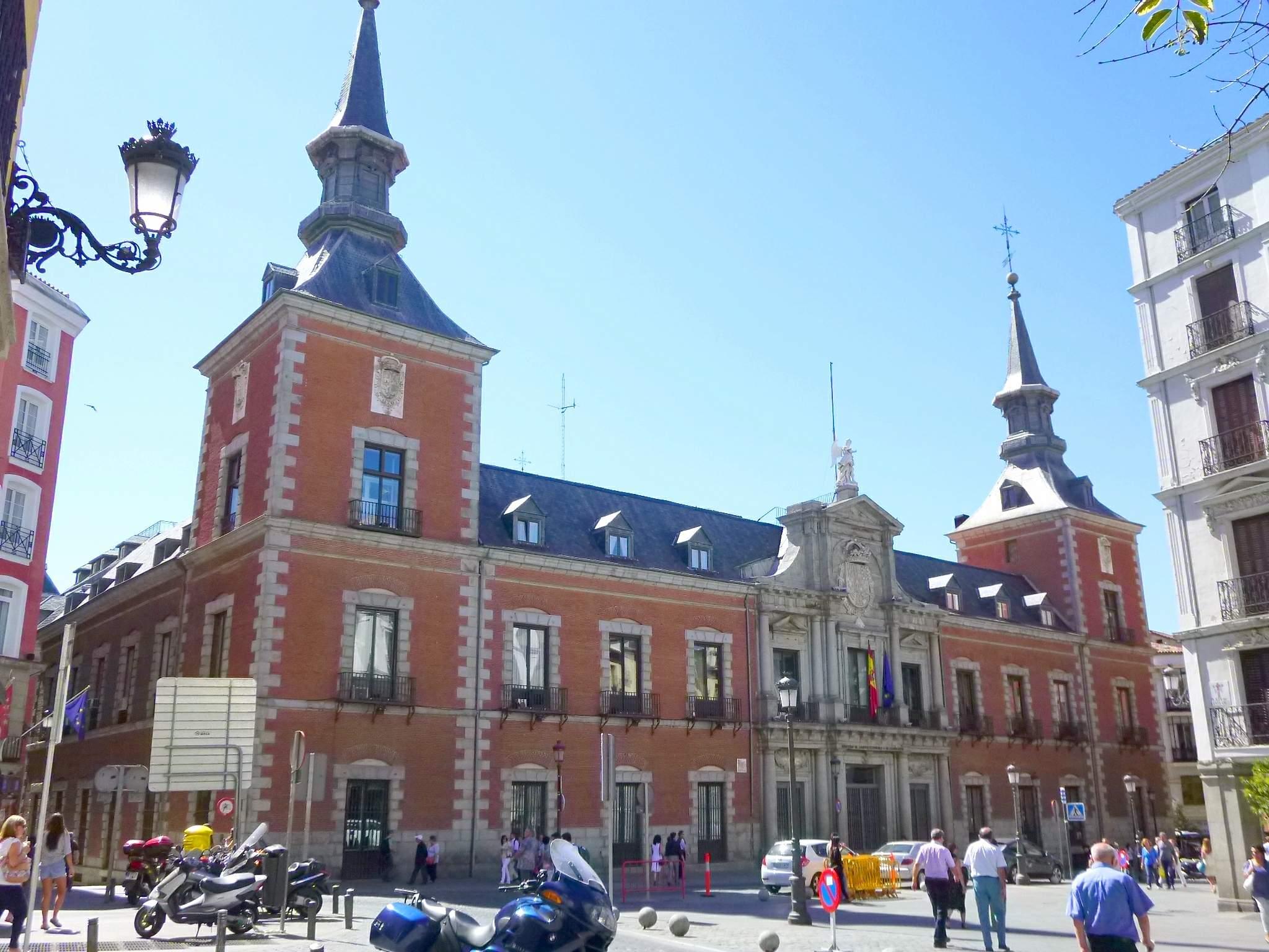 File madrid palacio de santa cruz ministerio de asuntos for Exteriores espana