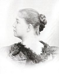 Mary Tappan Wright United States novelist