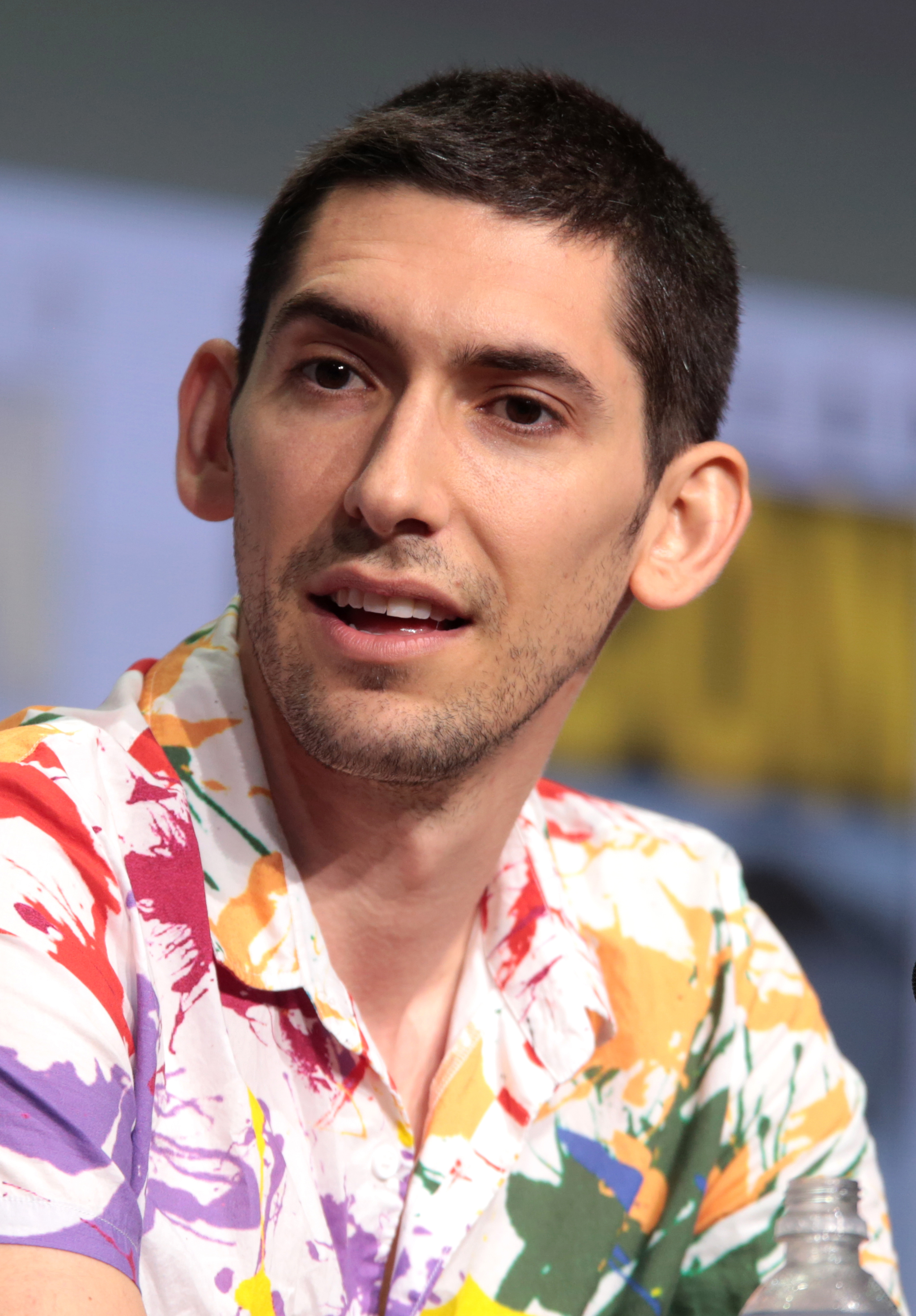 The 33-year old son of father John Landis and mother Deborah Nadoolman Landis Max Landis in 2018 photo. Max Landis earned a  million dollar salary - leaving the net worth at 2 million in 2018