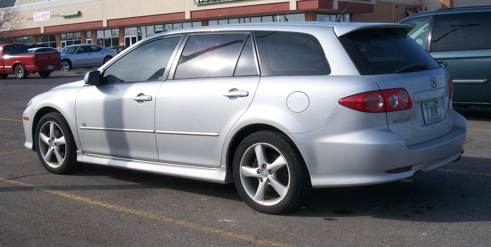 Mazda 6 Wagon Wiki Autos Post
