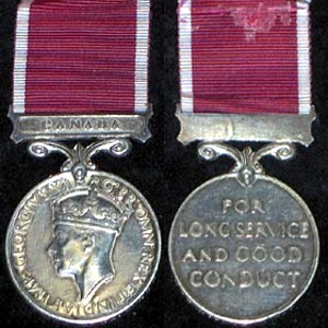 Filemedal For Long Service And Good Conduct Canada George Vi Jpg
