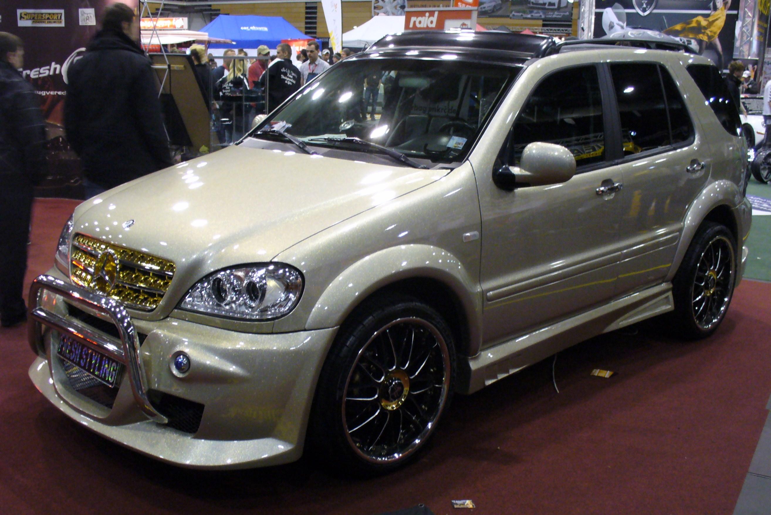 File:Mercedes-Benz W163 Tuning.JPG - Wikimedia Commons