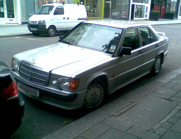 File:Mercedes Benz 190E 2.3 16v.jpg