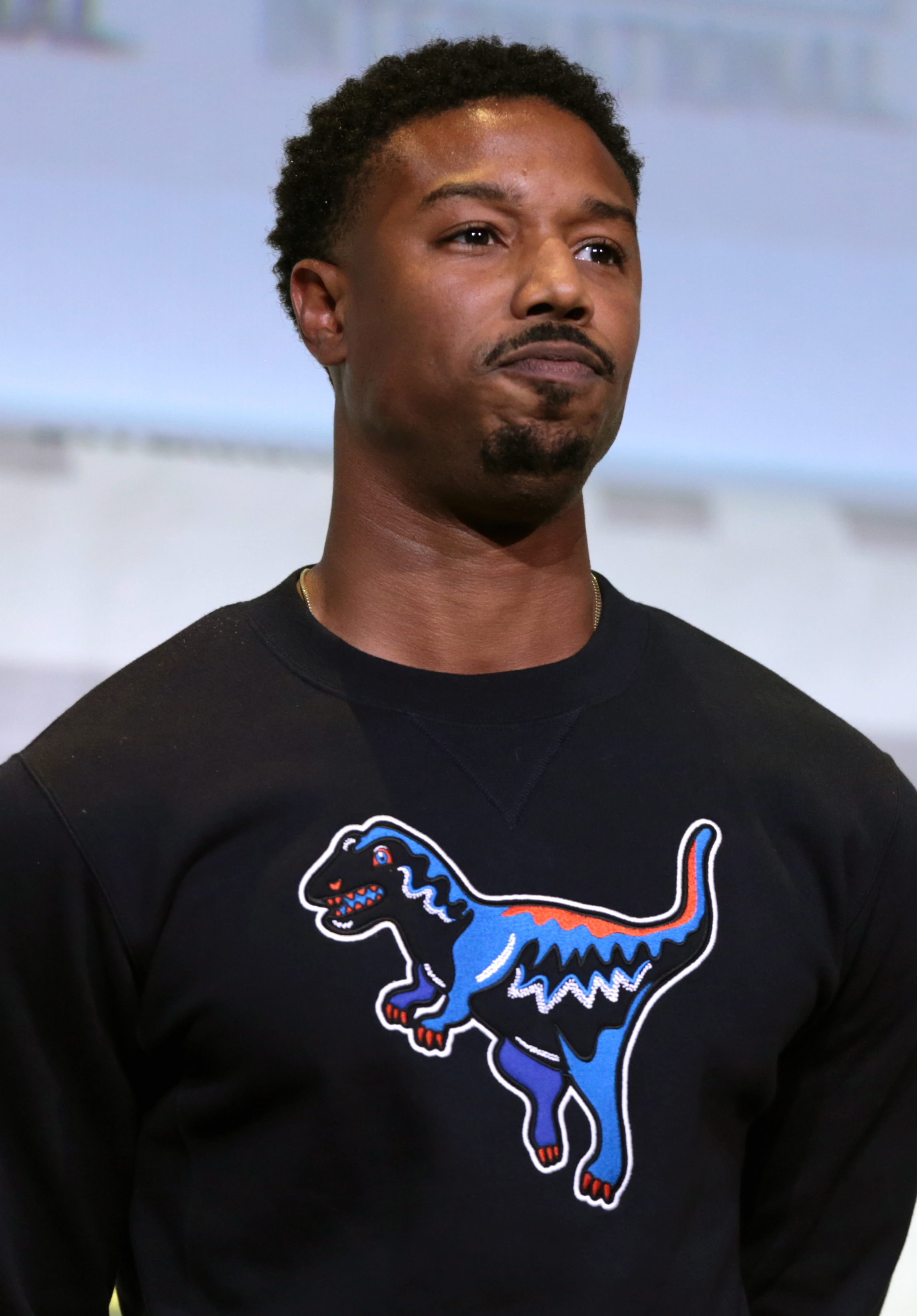 The 31-year old son of father Michael A. Jordan  and mother  Donna Davis Michael B. Jordan in 2018 photo. Michael B. Jordan earned a  million dollar salary - leaving the net worth at 1 million in 2018
