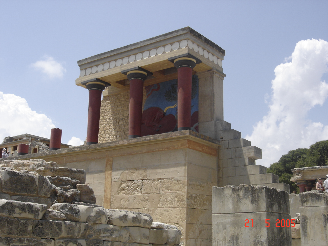 File:Minoan Palace of Knossos.jpg - Wikimedia Commons