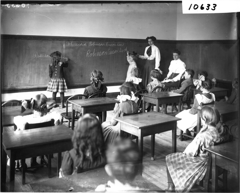 College History Classroom