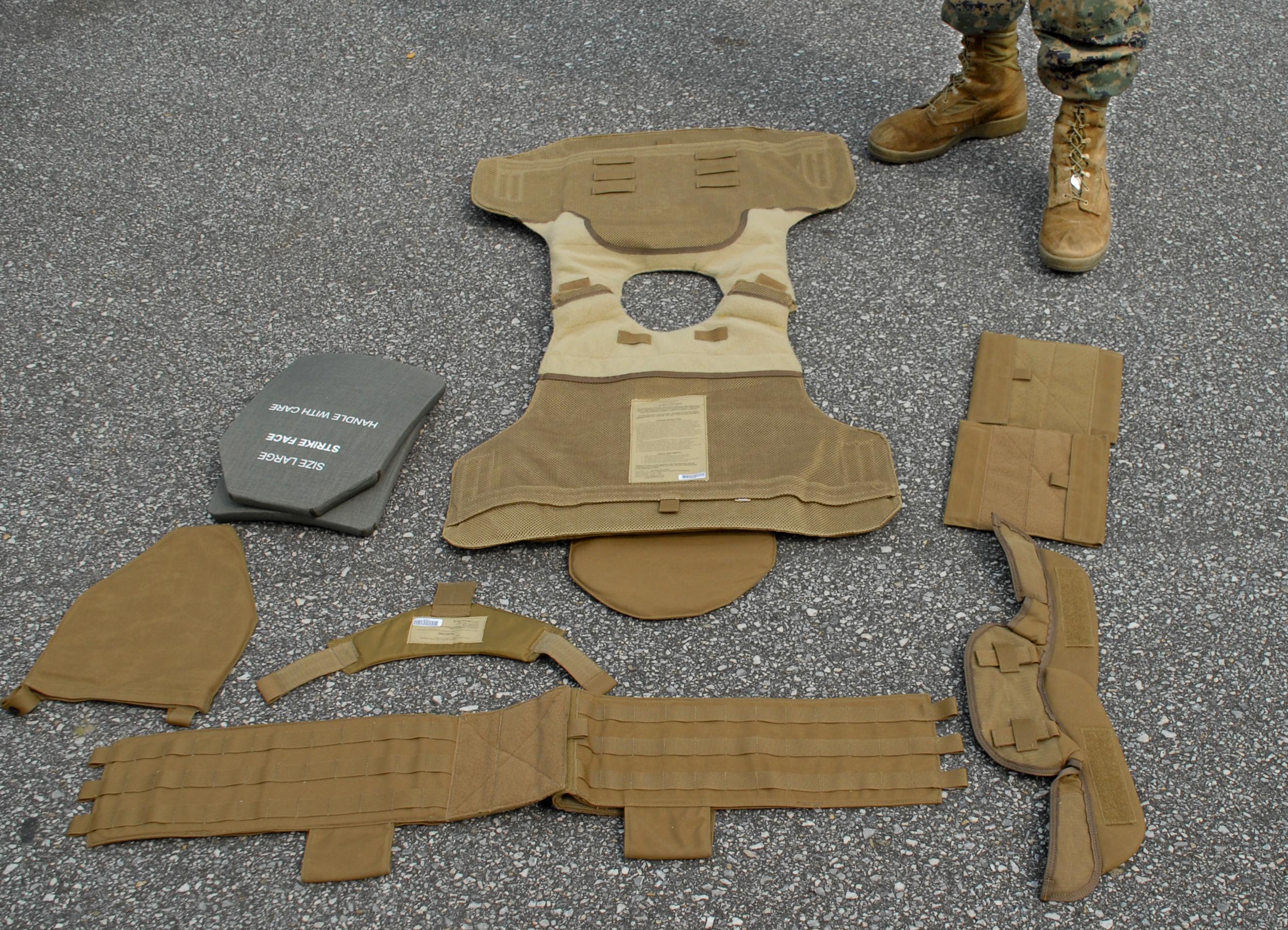 Tactical Vest Canada Modular Tactical Vest Worn