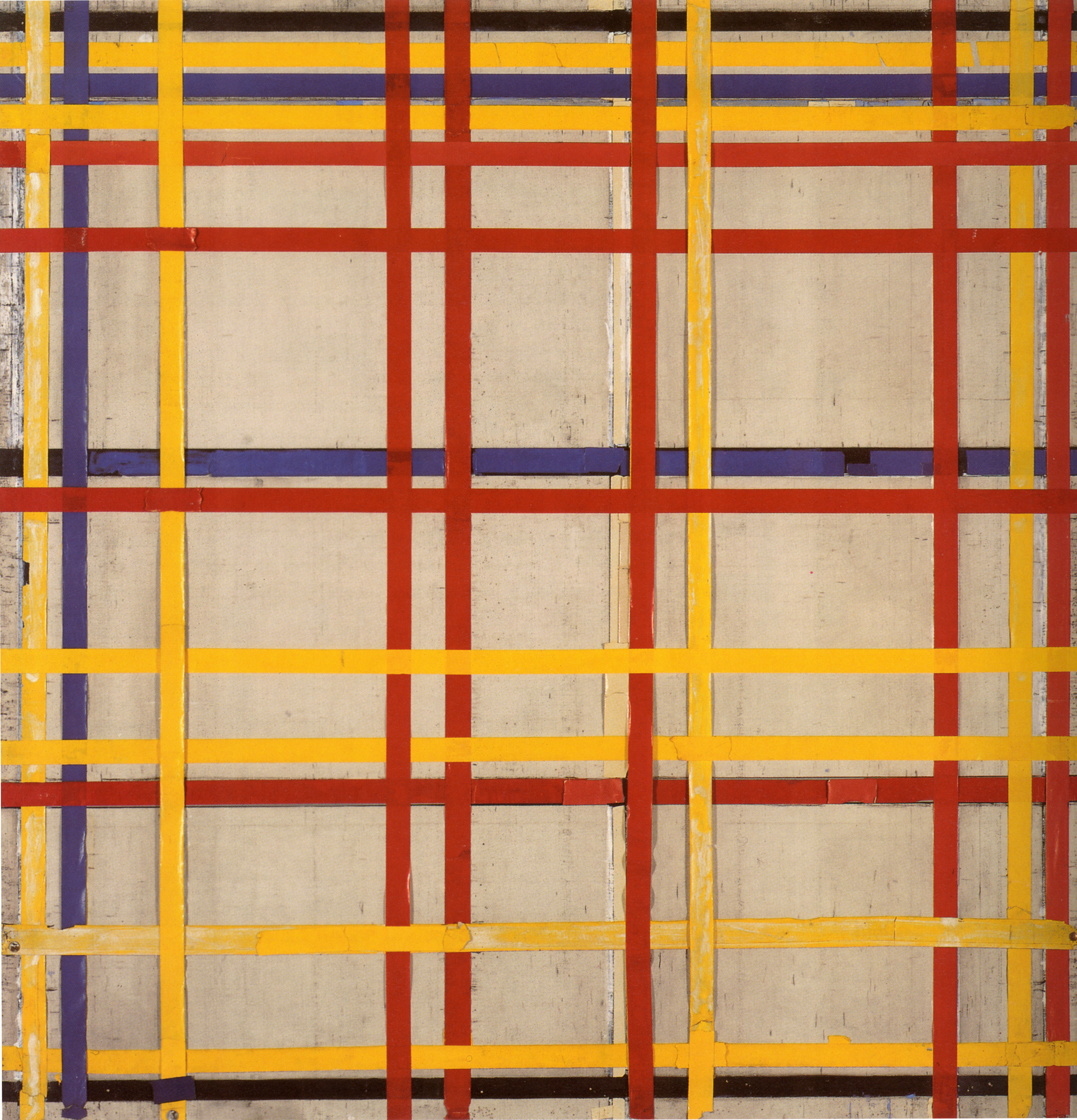 File Mondrian New York City Ii Jpg Wikimedia Commons