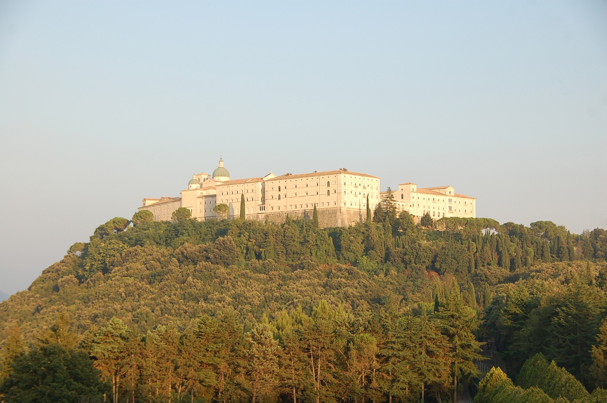 monte casino kloster