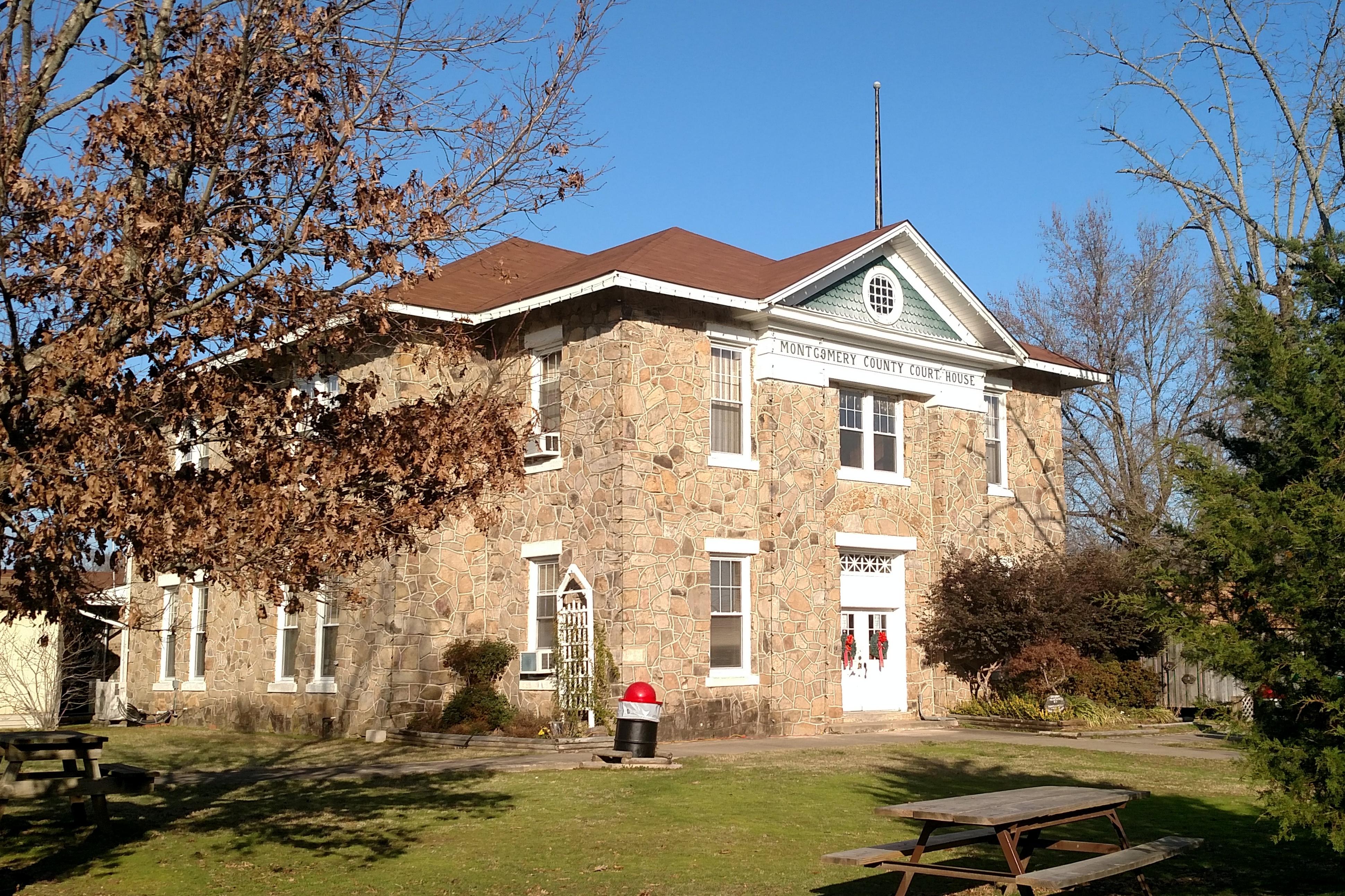 Montgomery County, Arkansas - Wikipedia