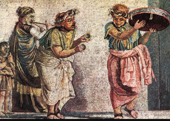 La musica nell'antica Roma