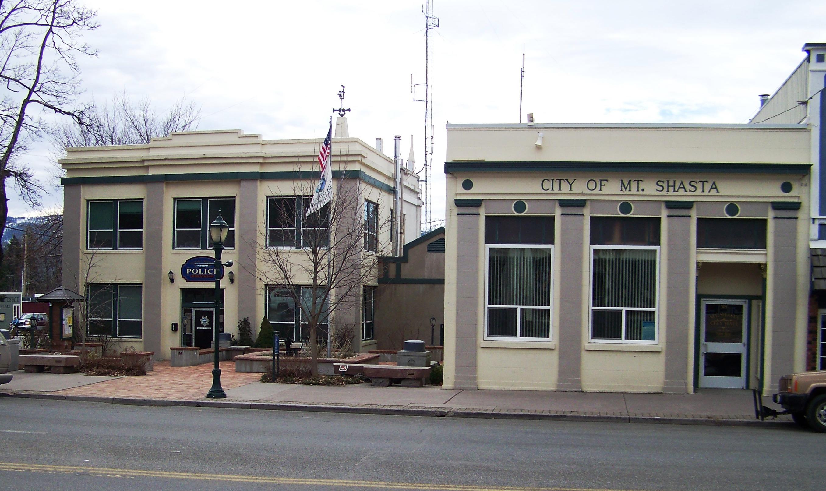Montague City Hall