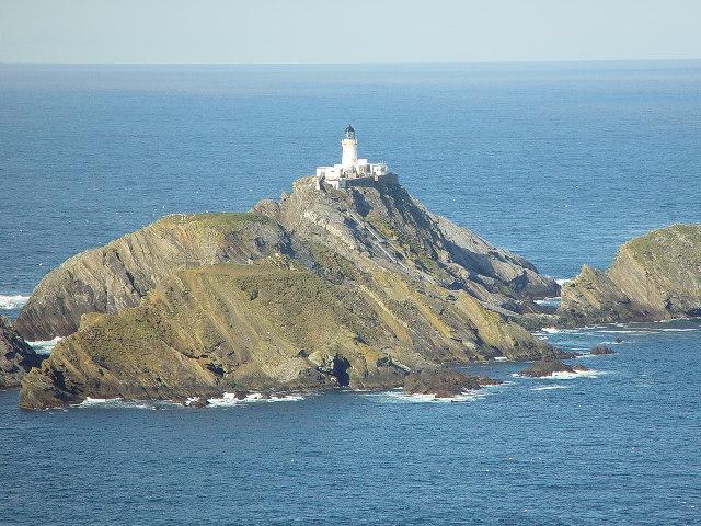 Najlepši svetionici sveta Muckle_Flugga,_Shetland