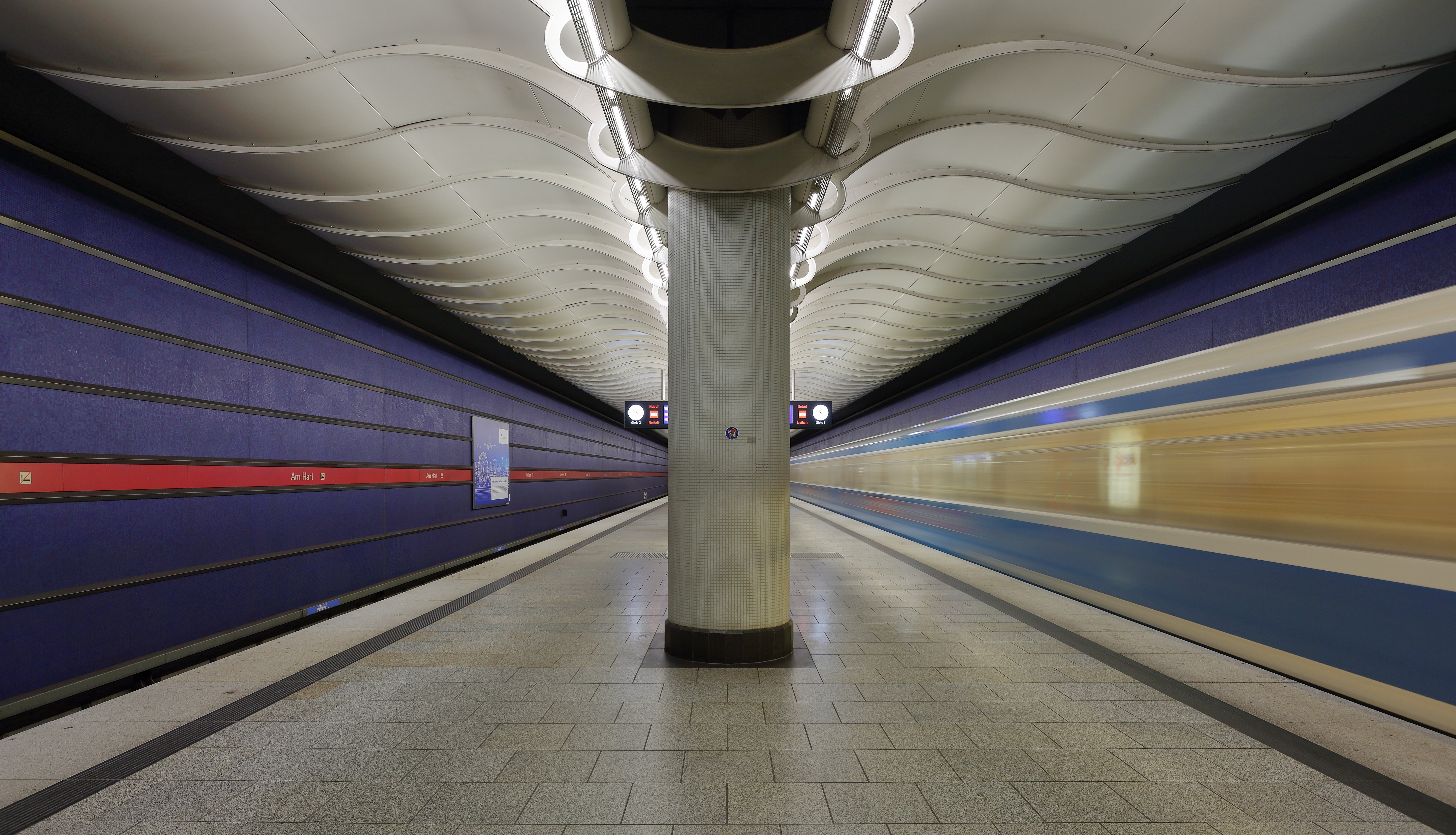 File:Munich subway station Am Hart.JPG