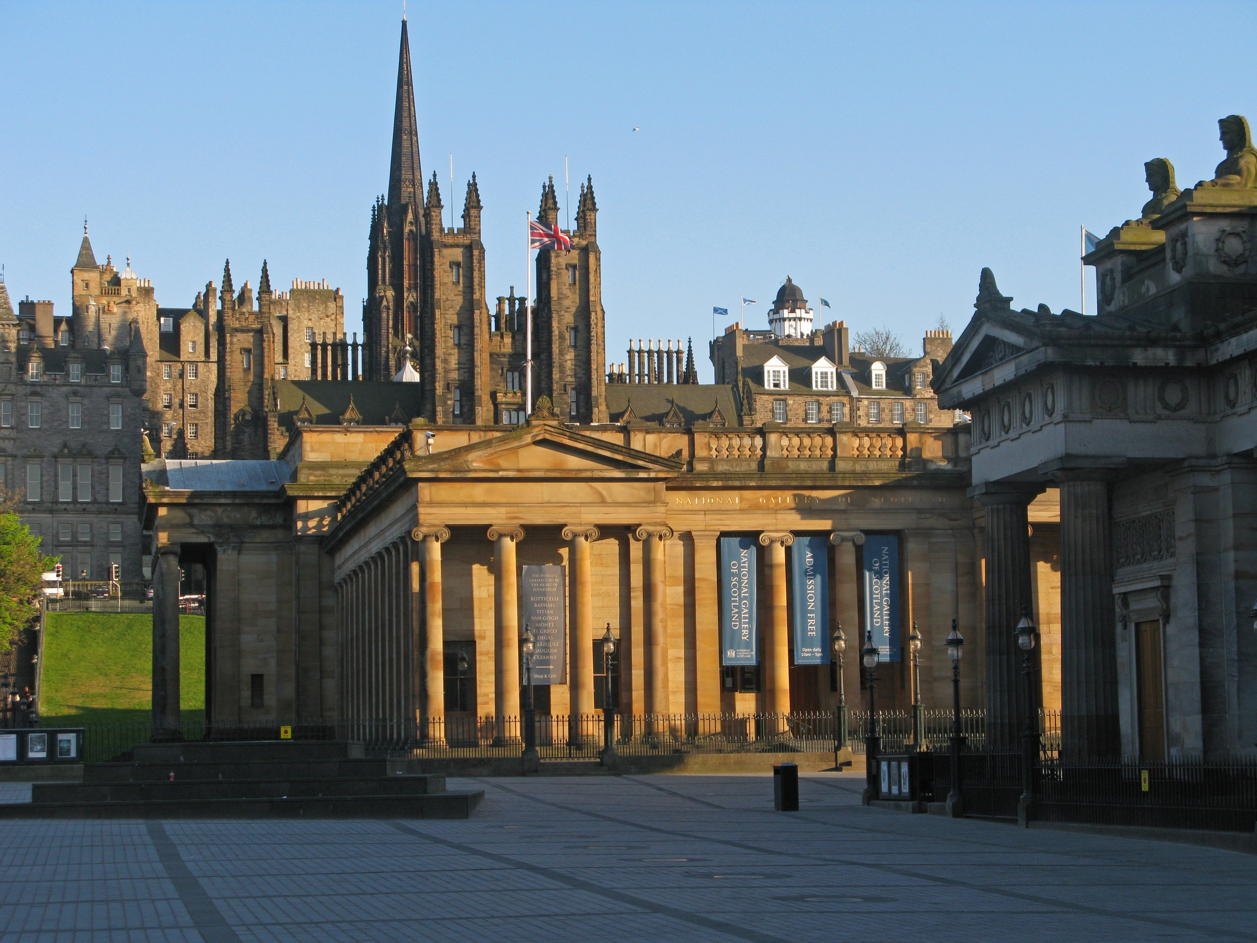 Image result for Scottish National Gallery
