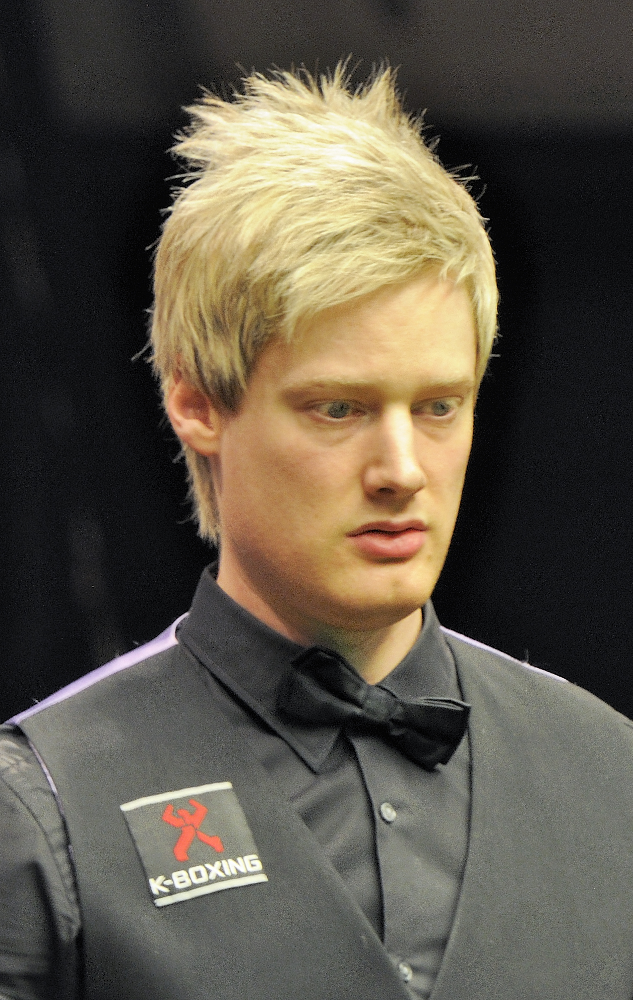 snooker robertson