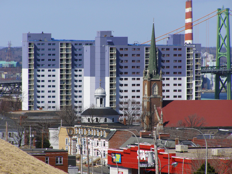 Apartment Buildings Halifax