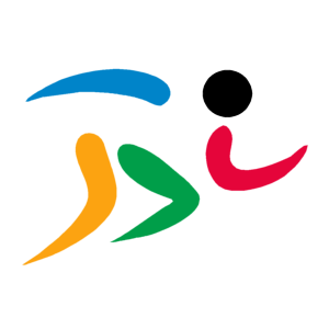 File:Olympic pictogram Athletics colored.png