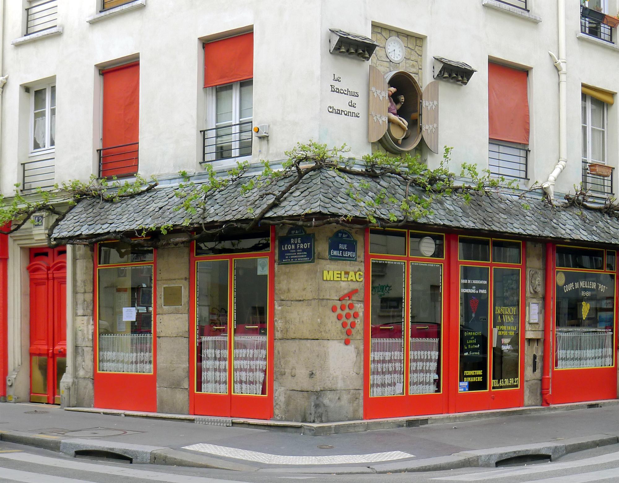 Caf Rue Leon Bourgeois Chalons En Champagne