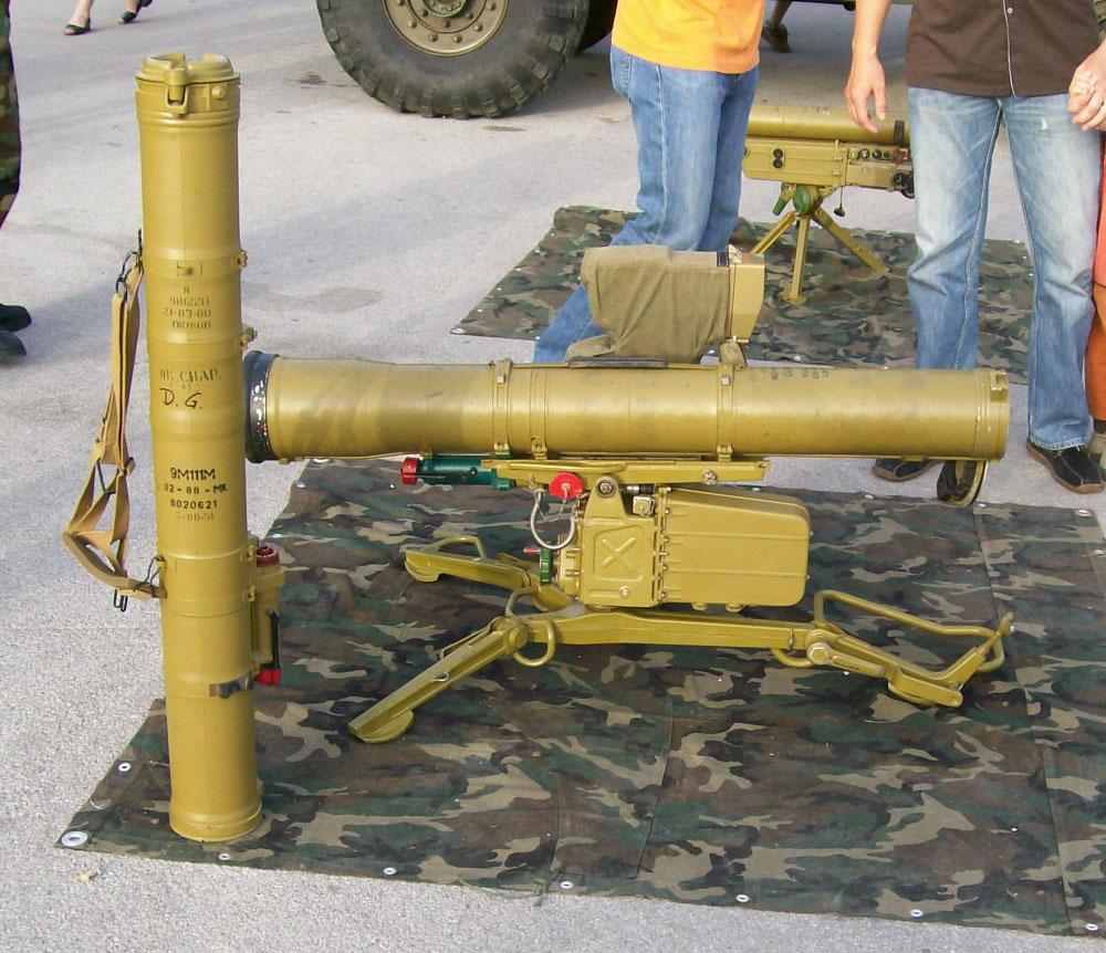 9K111 Fagot | Military Wiki | FANDOM powered by Wikia  9K111 Fagot | M...