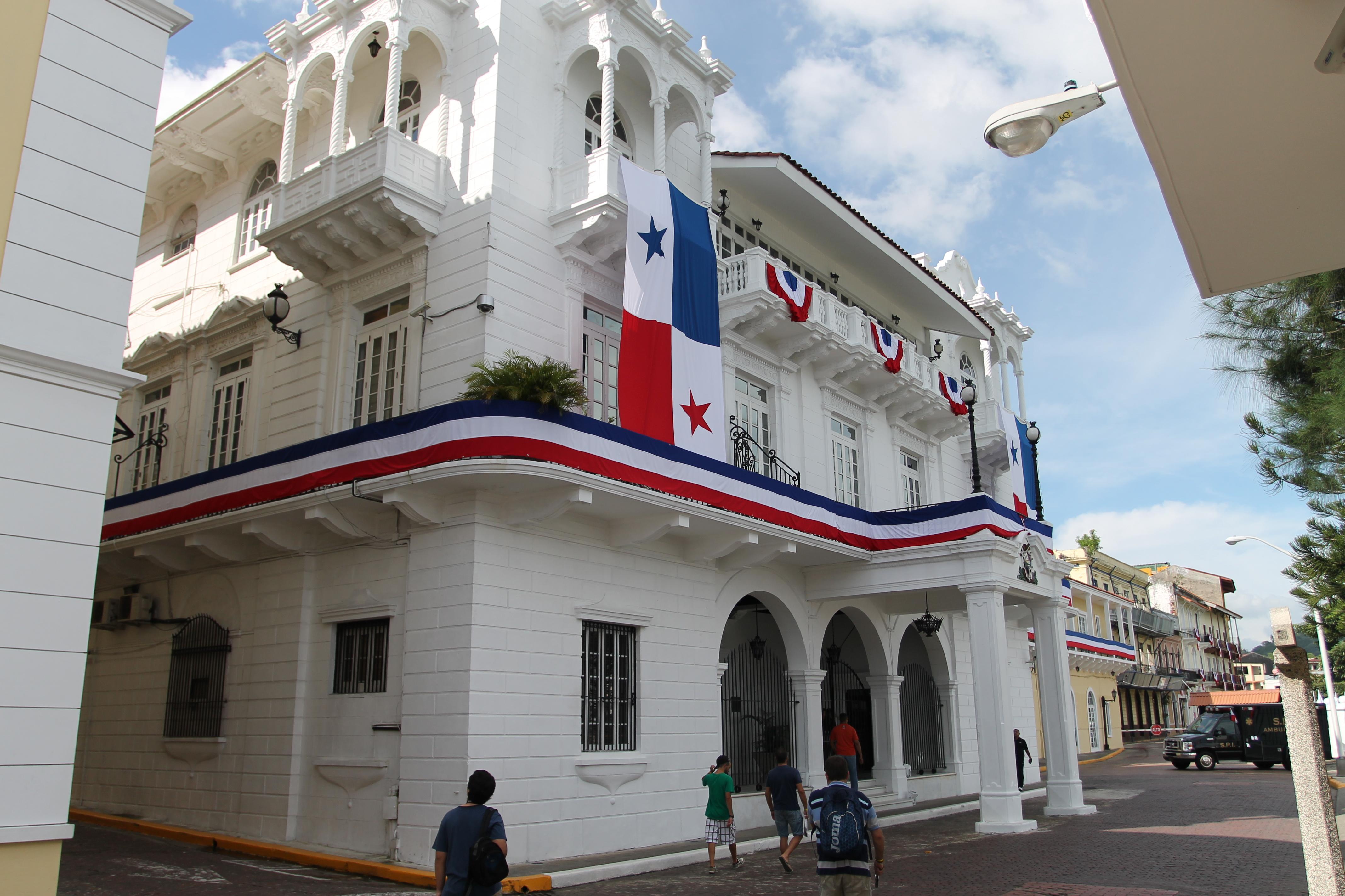 Archivo:Palacio de las Garzas Panamá.JPG - Wikipedia, la ...