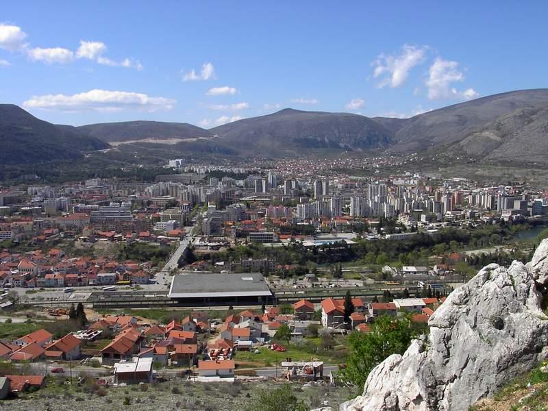 Mostar Panorama_Mostara