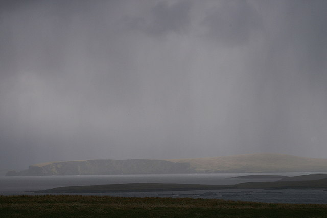 File:Passing hail showers, Uyeasound - geograph.org.uk - 1215562.jpg