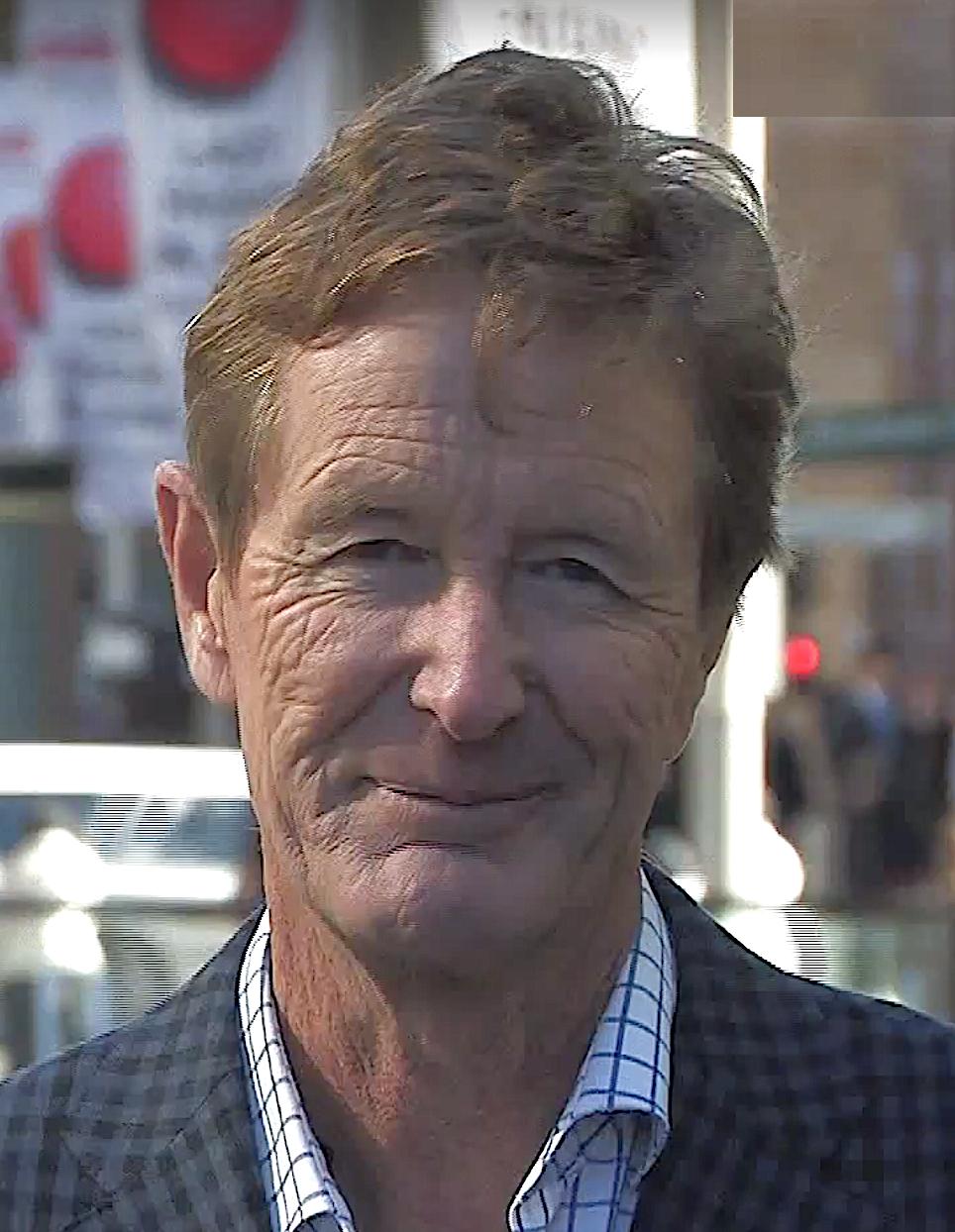 Paul Barry in 2011