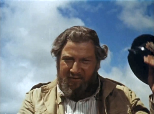 Image result for peter ustinov the sundowners