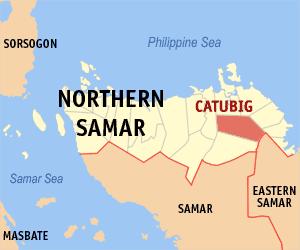 Catubig, Northern Samar Municipality in Eastern Visayas, Philippines
