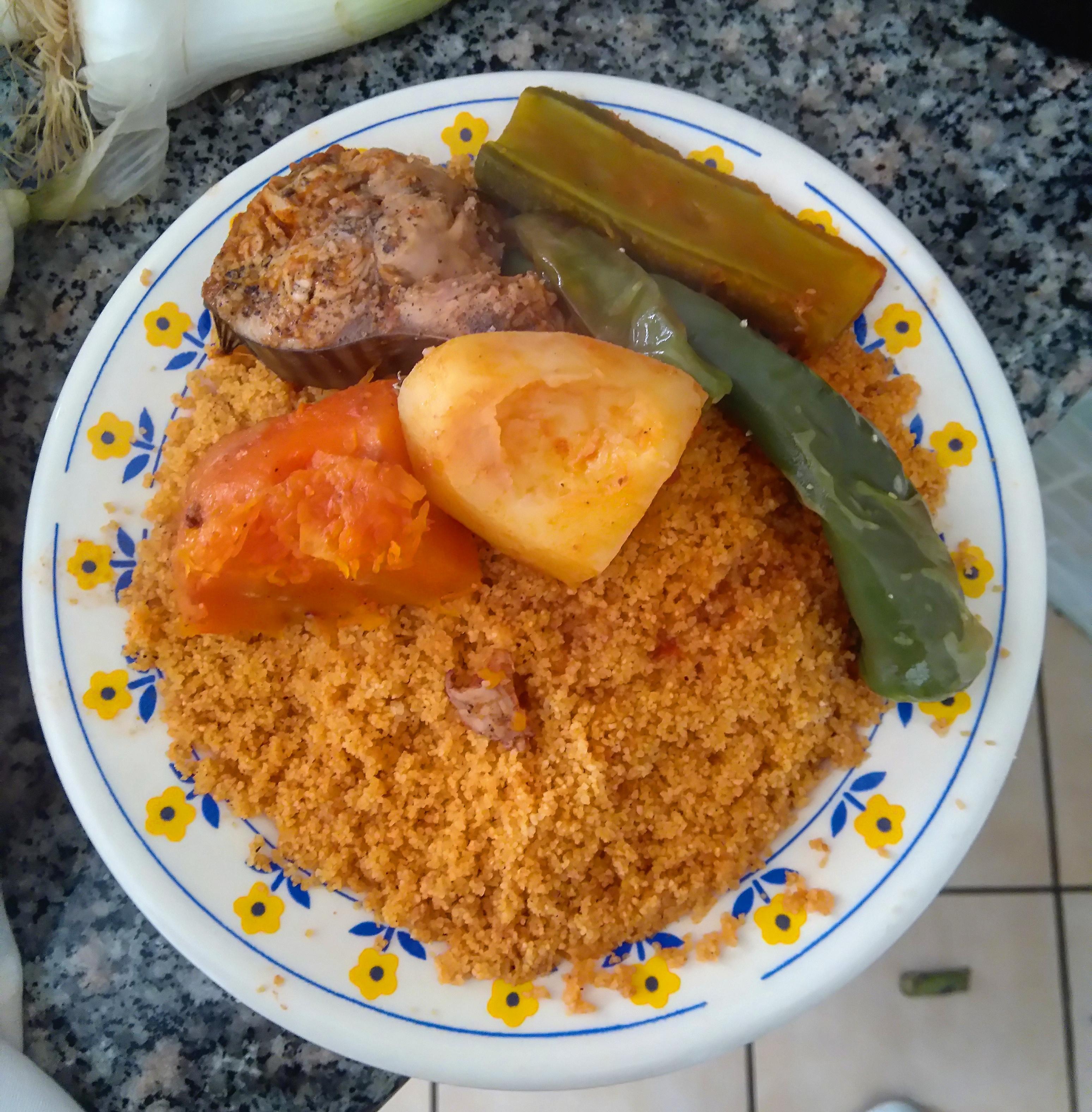 Image De Plat De Cuisine file:plat de couscous, sayada 25 mars 2017 - wikimedia
