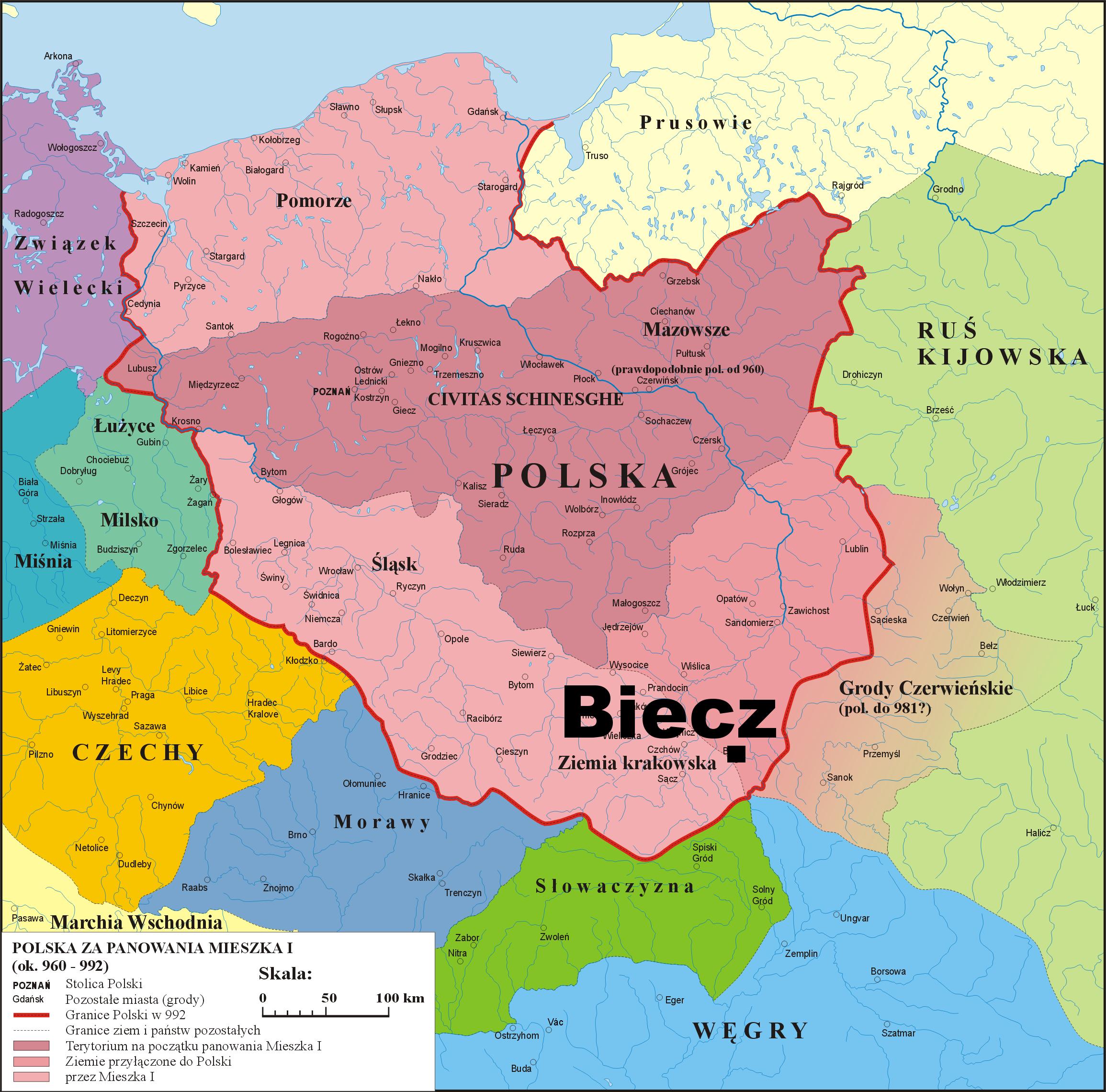 Biecz City