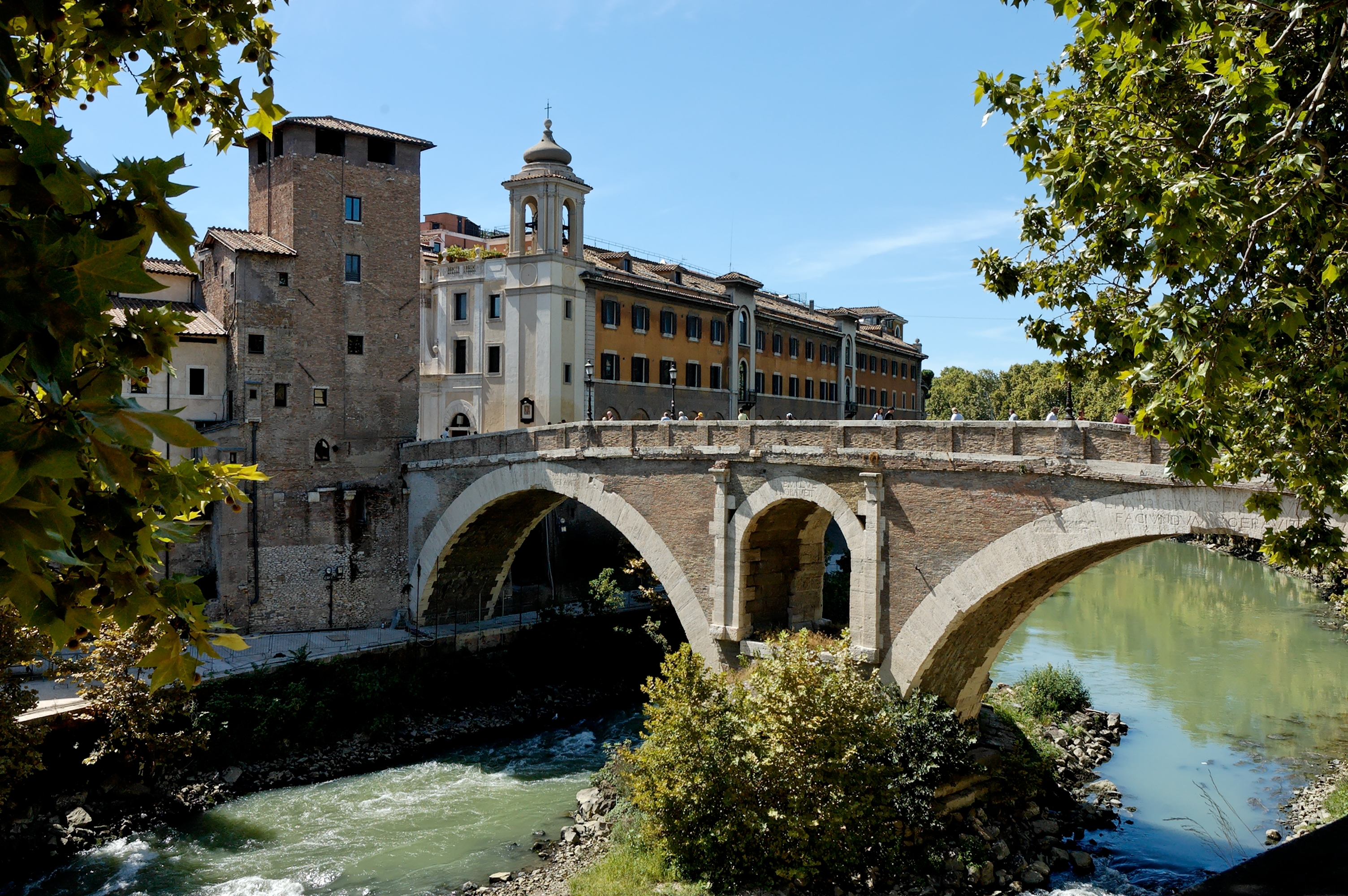 Jewish Ghetto Rome-Italy